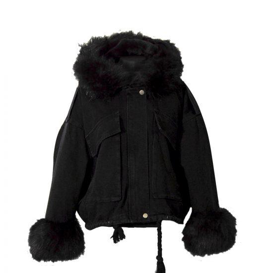chaqueta-vaquera-ponpon-negra-delante-soria-novias