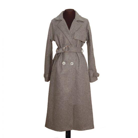 abrigo-pano-gris-catwolk-delante-soria-novias