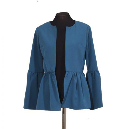 chaqueta-azul-volante-manga-bajo-4039-delante-soria-1