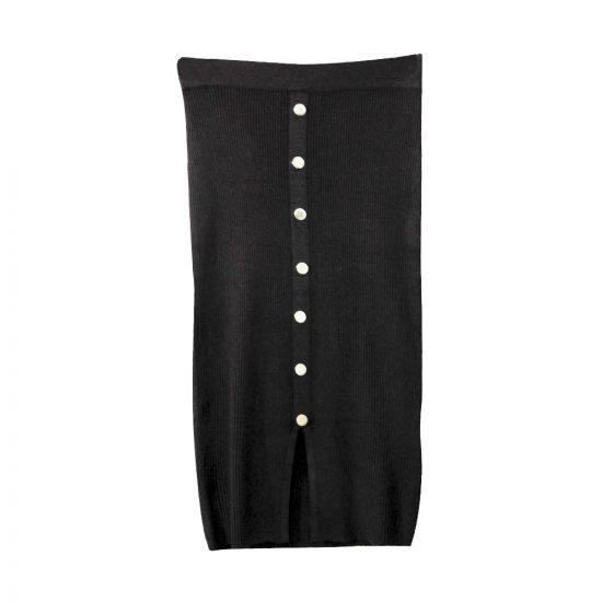 falda-botones-oro-negra-punto-08150-soria-novias