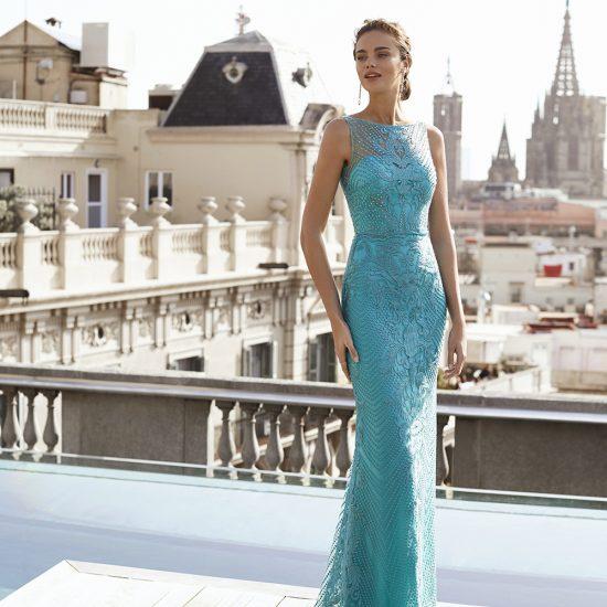 vestido-azul-turquesa-pedreria-5J160-delante-soria-novias