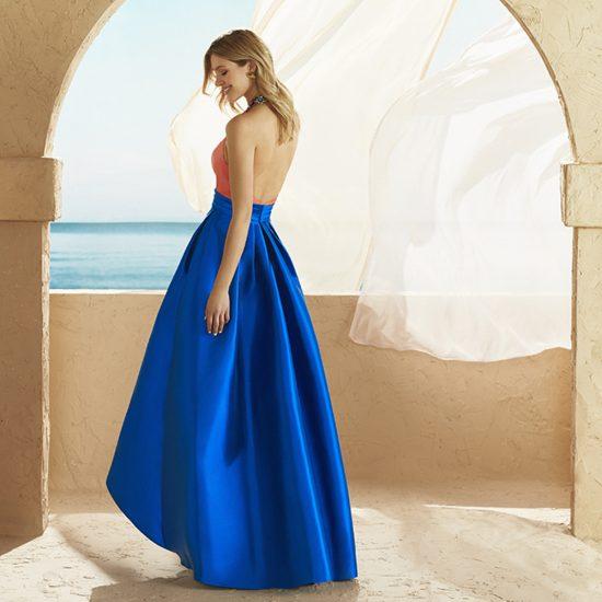 vestido-fiesta-2J1A7-naranja-azul-detras-soria-novias