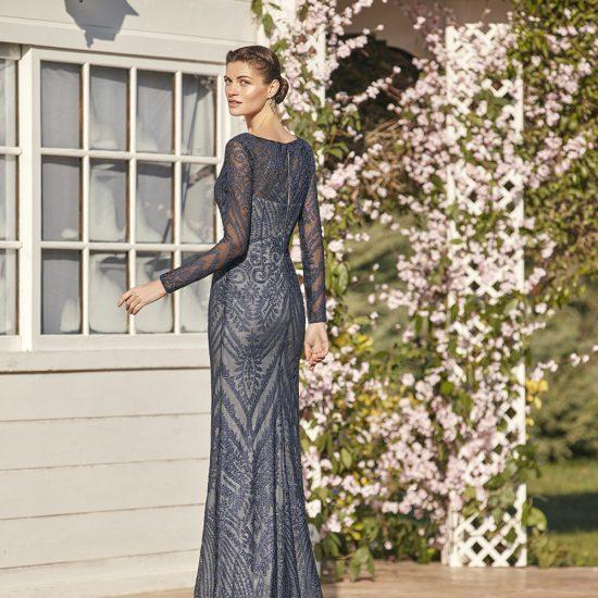 vestido-fiesta-gris-oscuro-bordado-5G1A3-detras-soria-novias