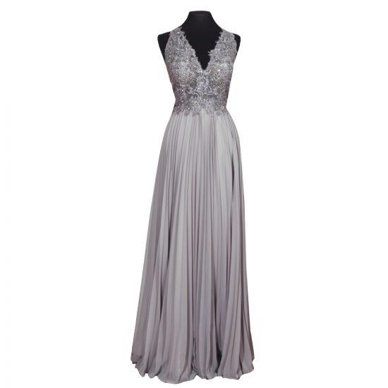 vestido-gris-pedreria-espalda-transparente-soria-novias-delante